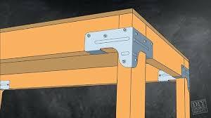 heavy duty shelving unit wood shelves wall