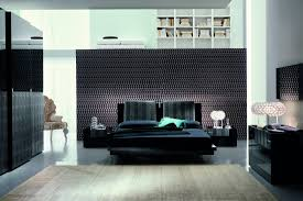 black modern platform bed. The Luxe Modern Platform Bed Black