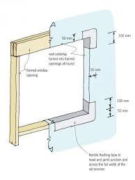 window preparation