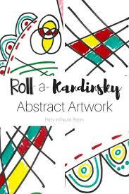 Best 25 Kandinsky For Kids Ideas