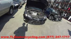 Parting Out 2015 Toyota Camry - Stock - 6057YL - TLS Auto Recycling