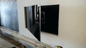 Tv wall box Concealed Tv Recessed Tv Wall Recessed Wall Mounts Flush Mounted Recessed On An Articulating Arm Yelp Pertaining To Recessed Mount Decorating Recessed Flat Screen Wall Home Idea Recessed Tv Wall Recessed Wall Mounts Flush Mounted Recessed On An