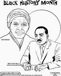 Small Picture Black History Color Sheets Free Coloring Sheet