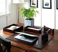 office decorating items. Perfect Items Office Decoration Items Desk Idea 1 Leather Accessories Online Table    To Office Decorating Items I