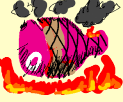 cooked ham drawing. Interesting Ham Overcooked Ham In Cooked Ham Drawing