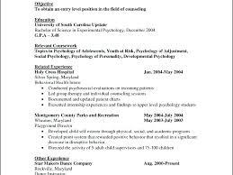 Psychology Resume Examples Unique Psychology Intern Resume Sample Crazy Psychologist 48 Forensic