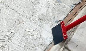 how to remove tile from concrete floor se off floor tile glue how to remove tile