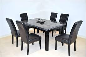 dining table set with 6 chairs sensational black sets room ideas chair