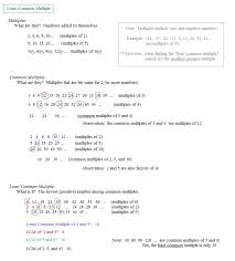 Multiples And Factors Worksheet Math Worksheets Prealgebra Finding ...