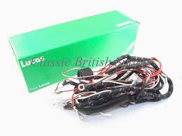 1966 triumph lucas wiring harness 54938941