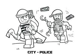 Police Coloring Pages To Print City Coloring Pages Inspirational
