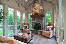 screened in porch with fireplace porch fireplace 6 porch fireplace outdoor and fireplaces four season with screened in porch with fireplace
