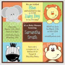Free Printable Safari Birthday Invitations Free Printable Baby Shower Invitations Stylish Jungle Animals