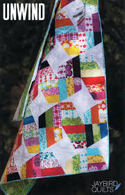 Jaybird Quilts Quilting Pattern - Unwiind | The Quilted Castle &  Adamdwight.com