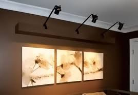 wall art lighting ideas. best ideas lights for wall art wooden base brown colored modern painted lighting s