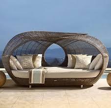patio furniture. The Bali Cabana - Lounger Patio Furniture