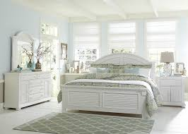 King Bedroom Suits Summer House Oyster White 6pc King Bedroom Set Sc Home