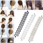 Инструменты для укладки плетение кос