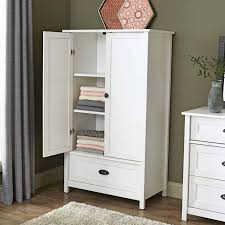 bedroom storage armoire clothing wardrobe closet design armoires wardrobes furniture the home depot best