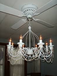 romantic ceiling fan with chandelier light kit on how to install a for new year
