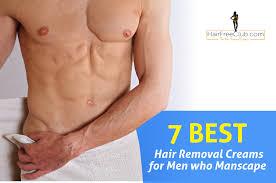 best hair removal cream for men top 7 picks