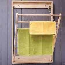wall mounted clothes drying rack lehman s