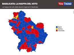 Il voto in Basilicata in 5 punti - YouTrend