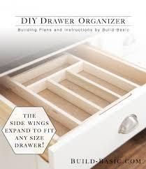 Build a <b>DIY Drawer</b> Organizer ‹ Build Basic