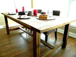 farm kitchen table plans diy