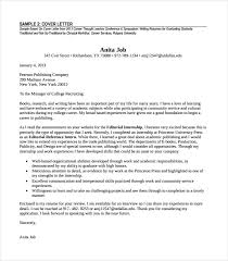 11 Professional Cover Letter Templates Free Sample Example