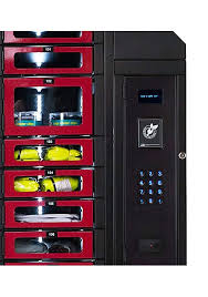 Logitech Vending Machine Stunning IVM Offers Innovations Like Smart Vending And Locker Solutions For