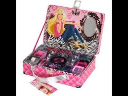 barbie review luxe life makeup kit