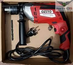 MÁY KHOAN ĐIỆN OZITO 1400W 13MM: Mua bán trực tuyến Máy khoan cắt bê tông  với giá rẻ