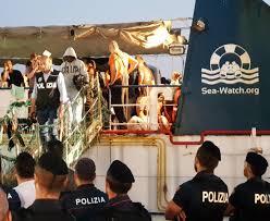 Vvd Bindt Alweer In Over Het Bestraffen Van Redden Migrant Op Zee