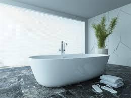 modern bathtub cost