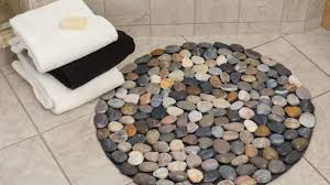 pebble bath rug modern 7 mat ideas to make your bathroom feel more like a spa with 10
