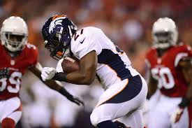Knowshon Moved Up To No 2 On Depth Chart Helping Fantasy