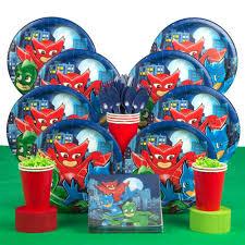 Pj Mask Party Decoration Ideas Favorite PJ Masks Party Games 79