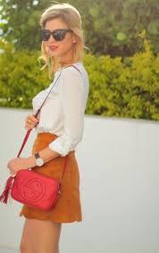 gucci bags australia. \u201cit\u201d skirt } suede button up camel paired with a laced or caged white top gucci red disco bag and booties. bags australia s