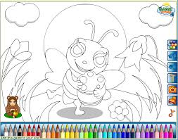 Small Picture Barbie Coloring Pages Free Kids Games Online Kidonlinegamecom