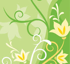 green fl abstract background design