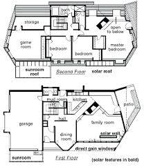 passive house plans. Solar Passive House Plans H