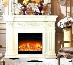 diy fake fireplace fire surround
