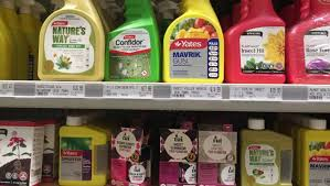 pesticides containing neonicotinoids will be taken off mitre 10 shelves in favour of less toxic options