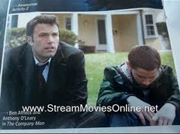 watch the company men movie in high definition video dailymotion how to watch the company men full movie online