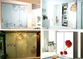 wardrobe sliding glass doors amazing of glass door designs for bedroom safe never fading decorative tempered