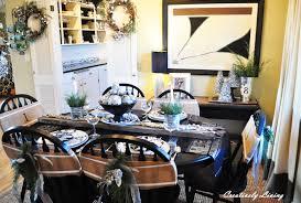 Holiday Dining Room Decorating Silver Dining Room Table Ravishing Classic Modern Italian Living