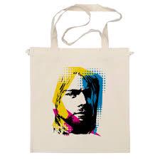 <b>Сумка Nirvana</b> Kurt <b>Cobain</b> #759075 от rancid