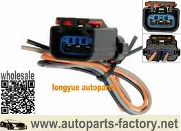 popular dodge wiring harness buy cheap dodge wiring harness lots longyue 2pcs ignition coil connector wiring harness case for dodge pickup ram 2500 l4 122ci