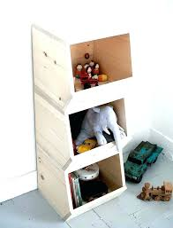 bookcase wooden sling bookcase book and toy storage kids child bookshelf